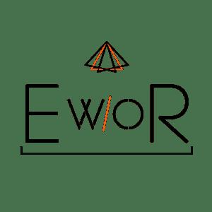 Ewor lettering
